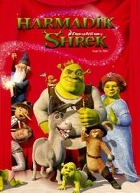 Harmadik Shrek DVD
