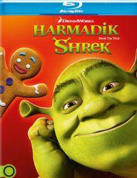 Harmadik Shrek Blu-ray