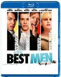 Harmadnaposok Blu-ray