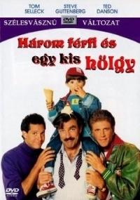 Három férfi és egy kis hölgy DVD
