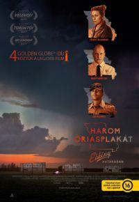 Három óriásplakát Ebbing határában DVD