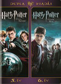 Harry Potter és a Félvér herceg DVD