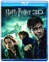 Harry Potter és a Halál Ereklyéi, 1. rész 2D és 3D Blu-ray