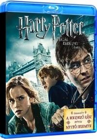 Harry Potter és a Halál Ereklyéi, 1. rész Blu-ray