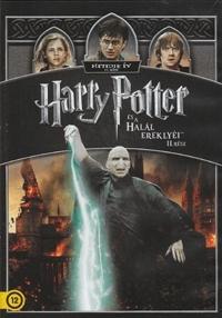 Harry Potter és a Halál Ereklyéi, 2. rész DVD