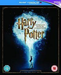 Harry Potter és a Halál Ereklyéi, 2. rész Blu-ray