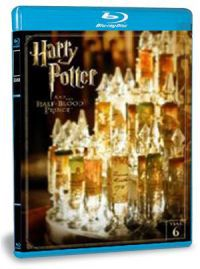 Harry Potter és a félvér herceg (kétlemezes, új kiadás - 2016) (BD+DVD) Blu-ray