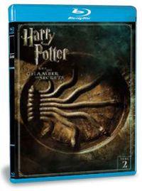 Harry Potter és a titkok kamrája Blu-ray