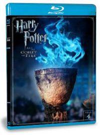 Harry Potter és a tűz serlege (kétlemezes, új kiadás - 2016) (BD+DVD) Blu-ray