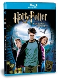 Harry Potter-3. Azkabani fogoly Blu-ray
