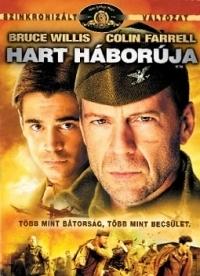 Hart háborúja DVD