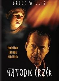 Hatodik érzék DVD