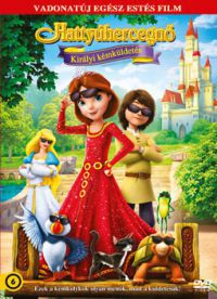 Hattyú hercegnő: Királyi kémküldetés DVD