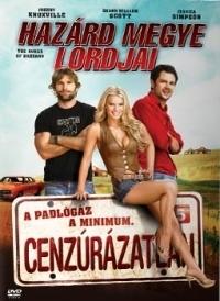 Hazárd megye lordjai DVD