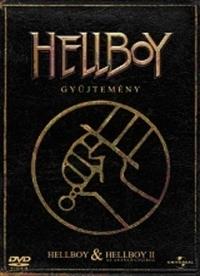 Hellboy 2. - Az aranyhadsereg DVD
