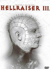 Hellraiser 3. - Pokol a földön DVD
