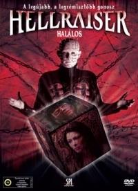 Hellraiser - Halálos DVD