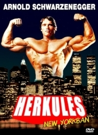 Herkules New Yorkban DVD