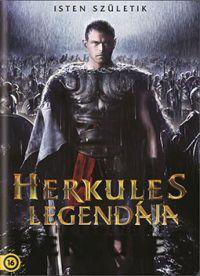 Herkules legendája DVD