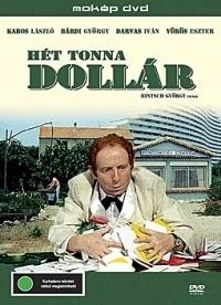 Hét tonna dollár DVD