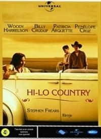Hi-Lo Country DVD
