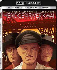 Híd a Kwai folyón (4K UHD+Blu-ray) Blu-ray