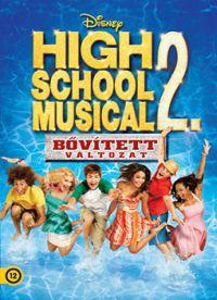 High School Musical 2. - Szuper táncos változat DVD
