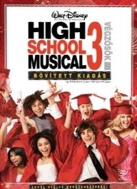 High School Musical 3. - Végzősök (Bővítet kiadás) DVD