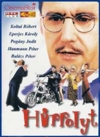 Hippolyt (2001) *Eperjes Károly* DVD