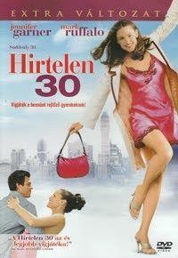 Hirtelen 30 DVD