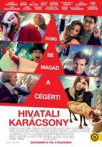 Hivatali karácsony DVD