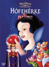 Hófehérke és a hét törpe DVD