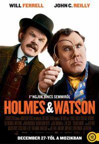 Holmes és Watson DVD