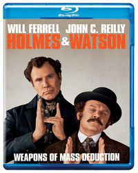 Holmes és Watson Blu-ray