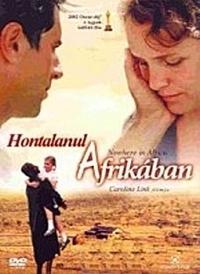 Hontalanul Afrikában DVD