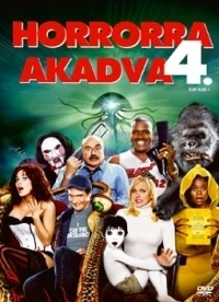 Horrorra akadva 4. DVD
