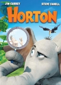 Horton  *Extra - Papírfeknis kiadás* DVD
