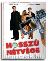 Hosszú hétvége DVD
