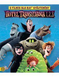 Hotel Transylvania 1-3. (3 Blu-ray) Blu-ray
