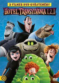 Hotel Transylvania 1-3. (3 DVD) DVD