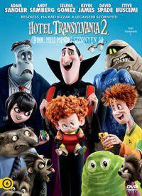 Hotel Transylvania 2: Ahol még mindig szörnyen jó DVD