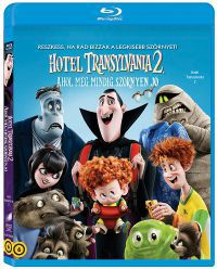 Hotel Transylvania 2: Ahol még mindig szörnyen jó Blu-ray