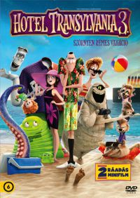 Hotel Transylvania 3. - Szörnyen rémes vakáció DVD