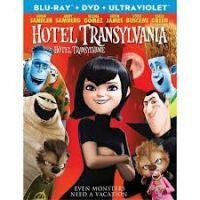 Hotel Transylvania - Ahol a szörnyek lazulnak Blu-ray