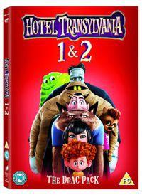 Hotel Transylvania - Ahol a szörnyek lazulnak DVD