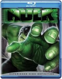 Hulk Blu-ray
