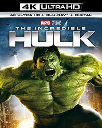 Hulk (4K UHD+Blu-ray) Blu-ray