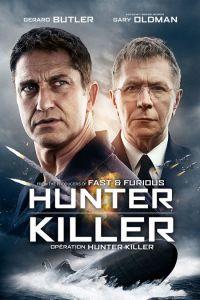 Hunter Killer küldetés DVD