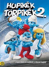 Hupikék törpikék 2. DVD