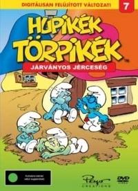 Hupikék törpikék 7. - Járványos Jérceség DVD